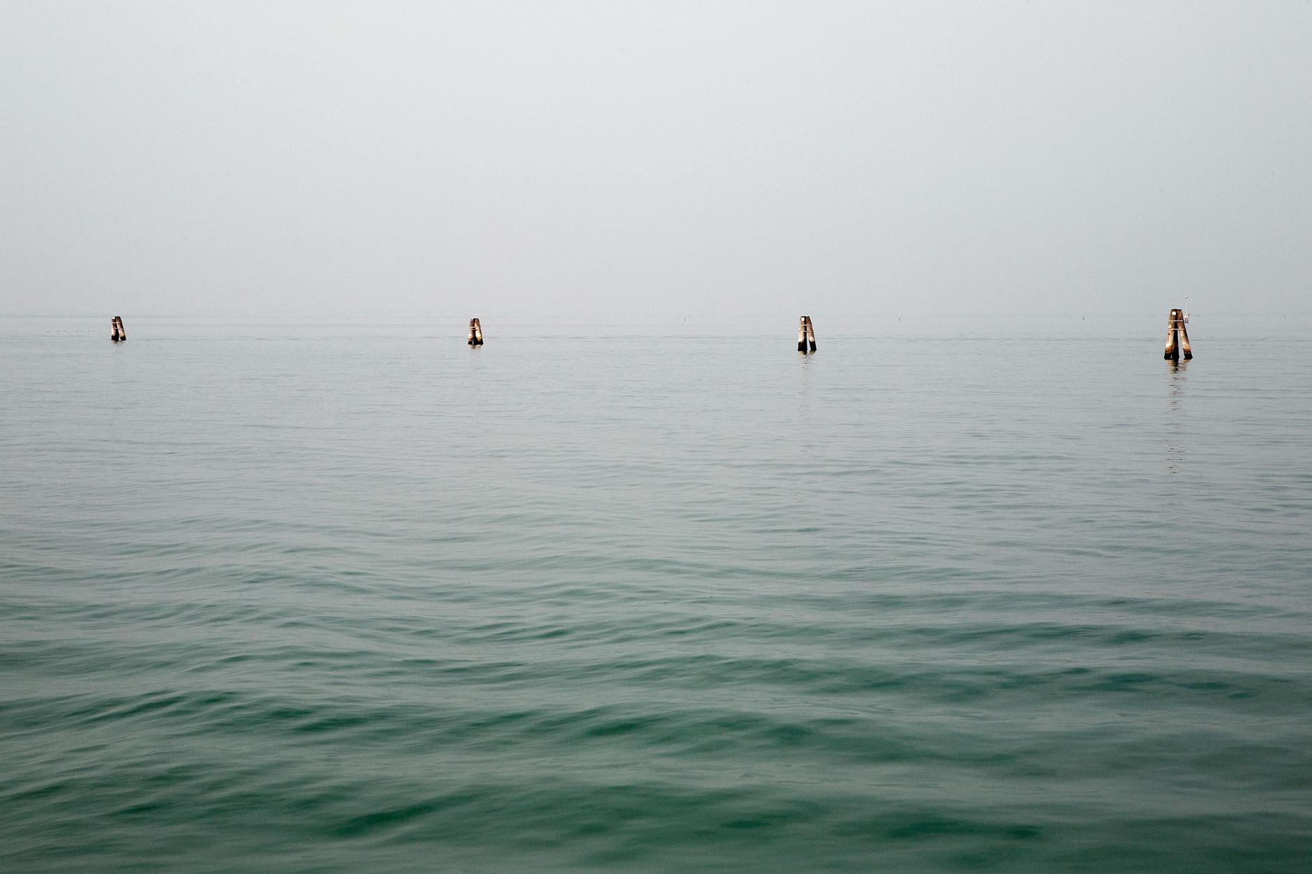 Michelle Grant | Stillness | Sea study #1