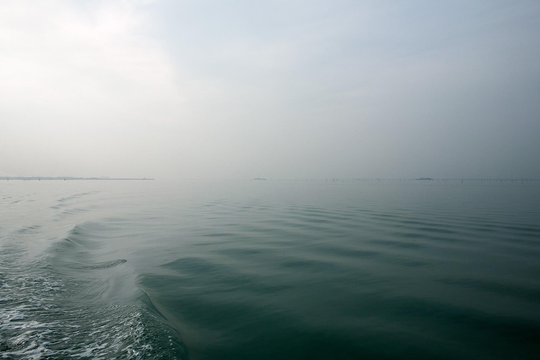 Michelle Grant | Stillness | Sea study #3
