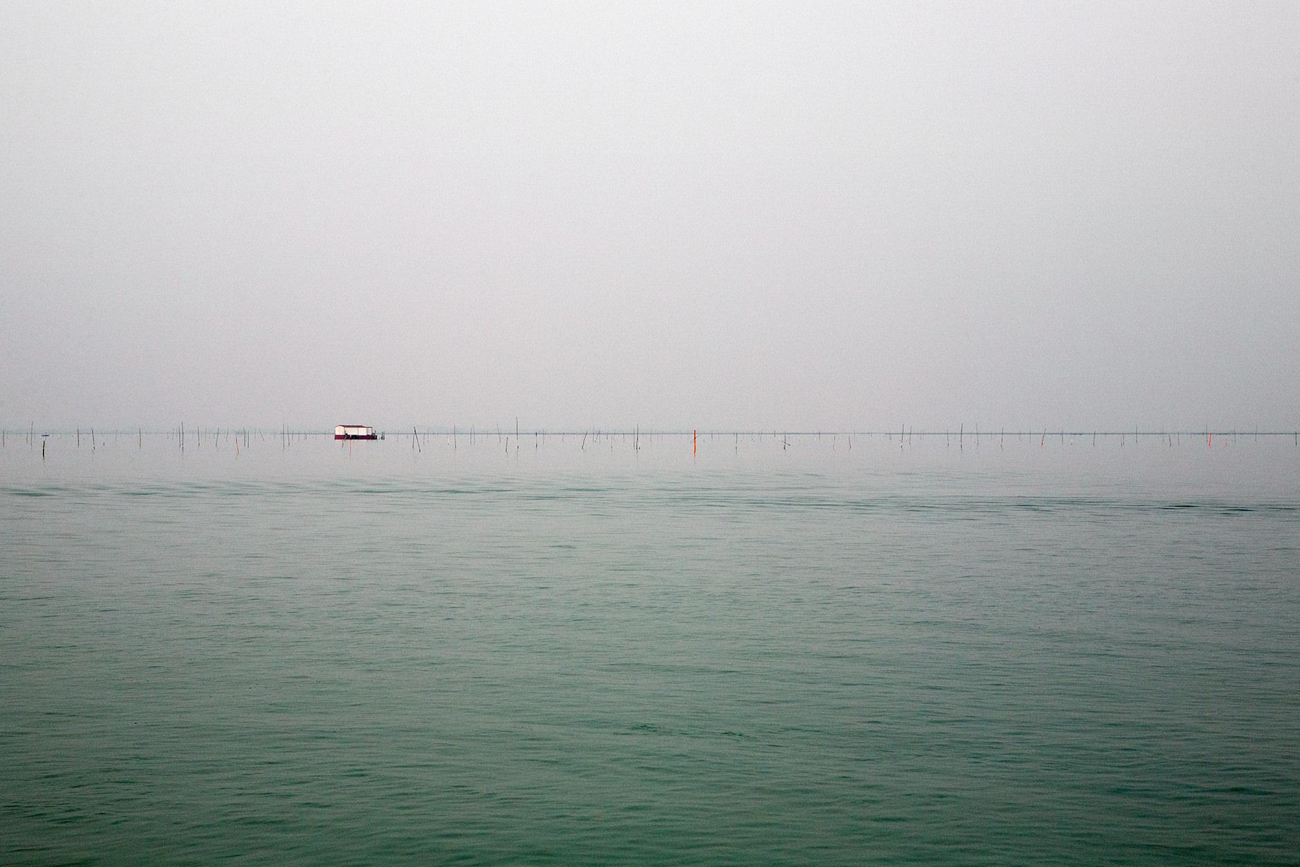 Michelle Grant | Stillness | Sea study #2